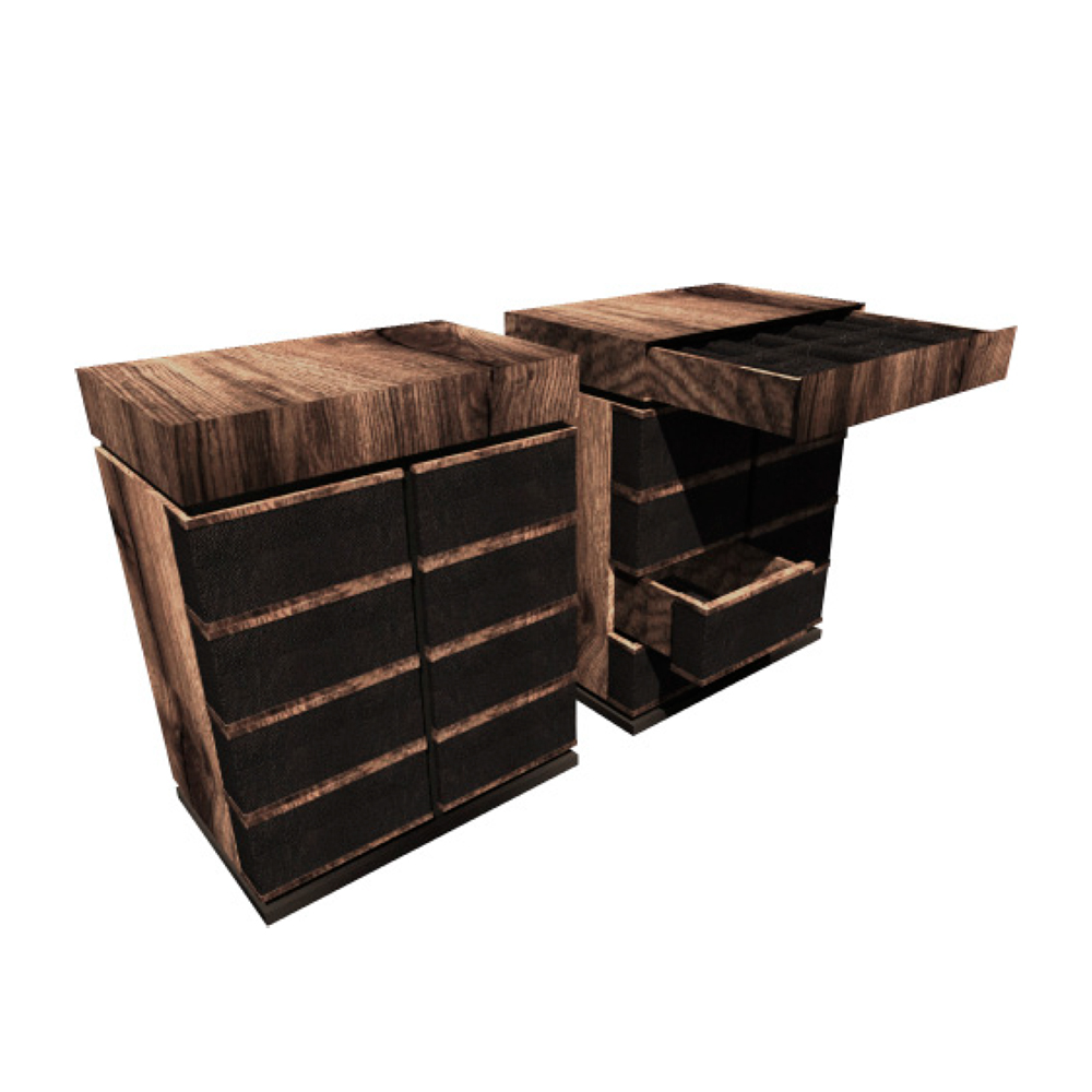 Chest of Drawers – Thé